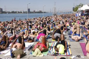 2016 Yoga on the River