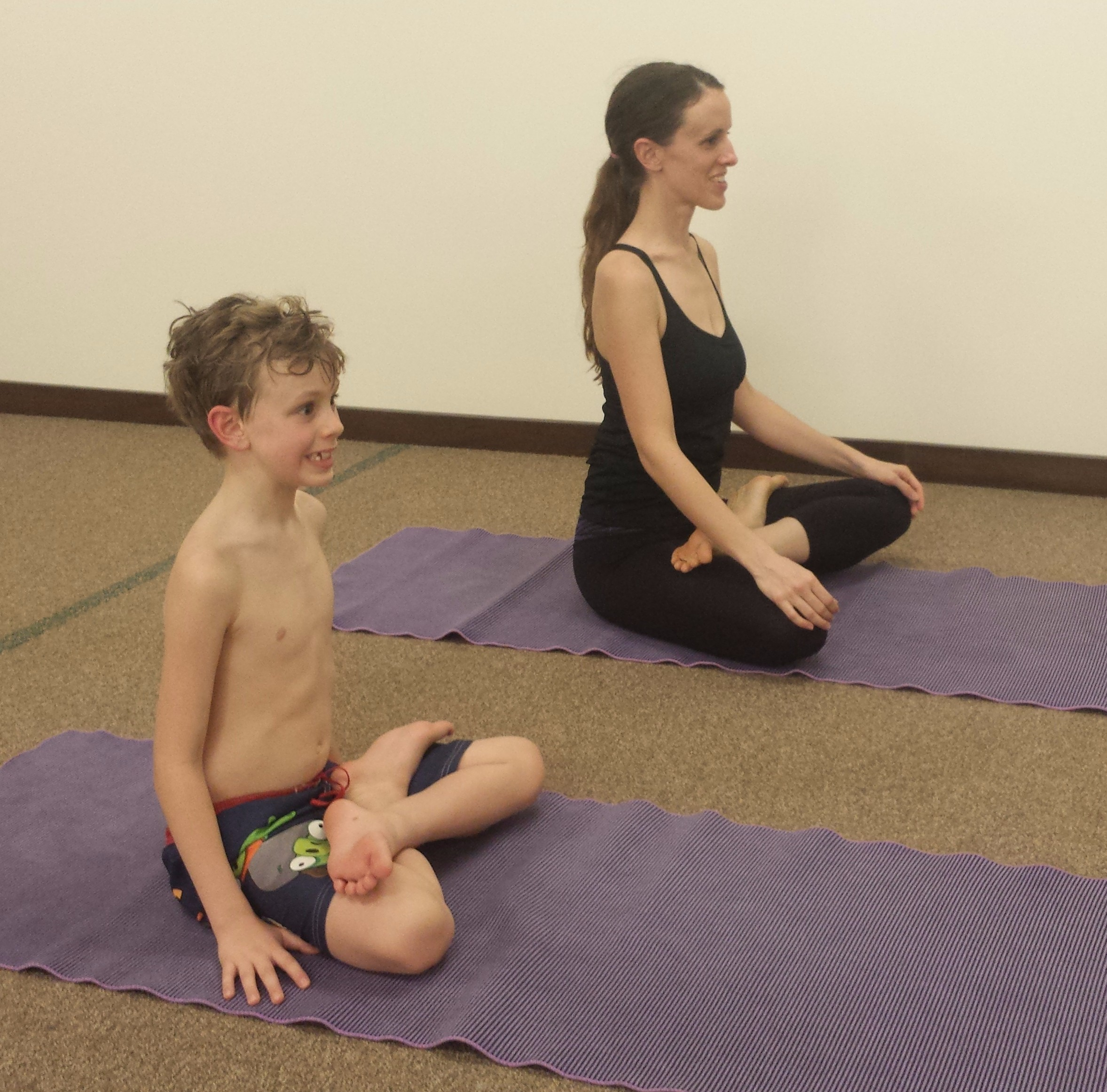 Yoga for Youth and Kids at Bikram Yoga Capital Area East Lansing