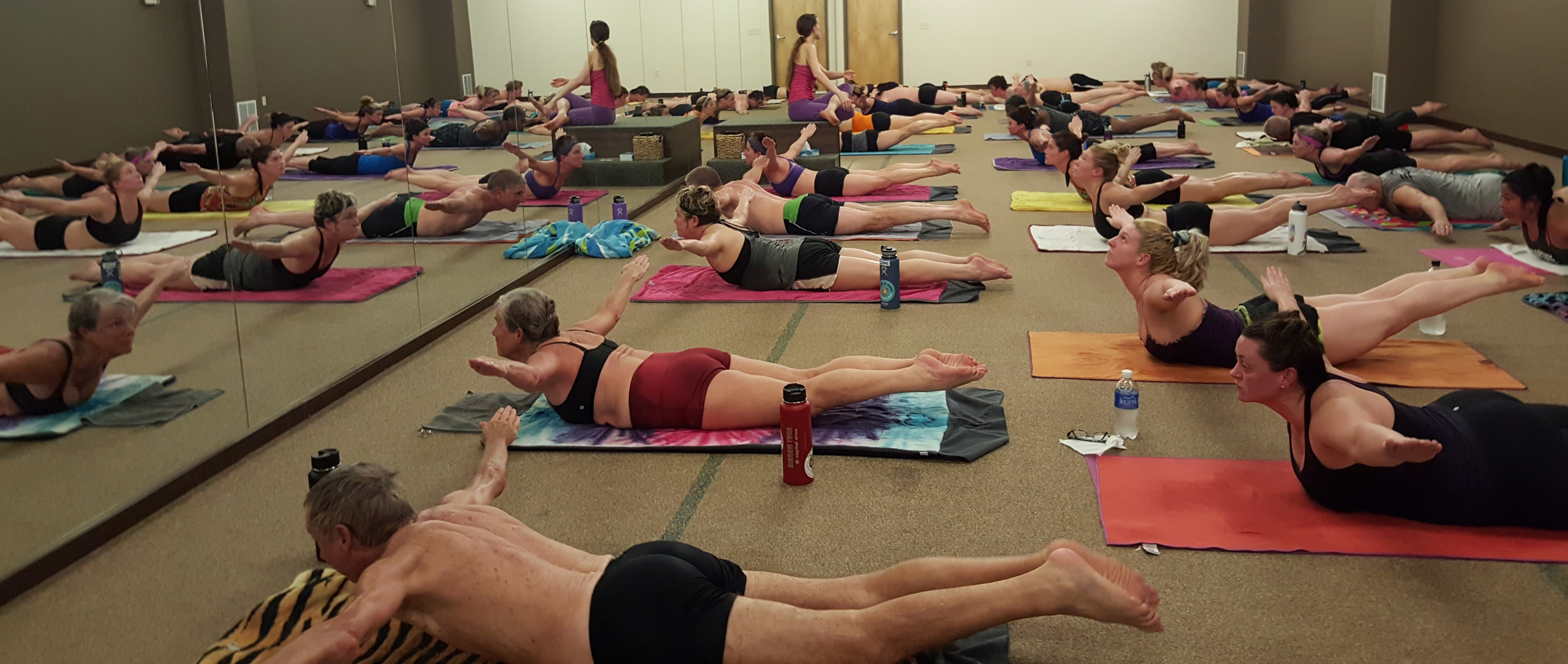 all ages full locust bikram yoga