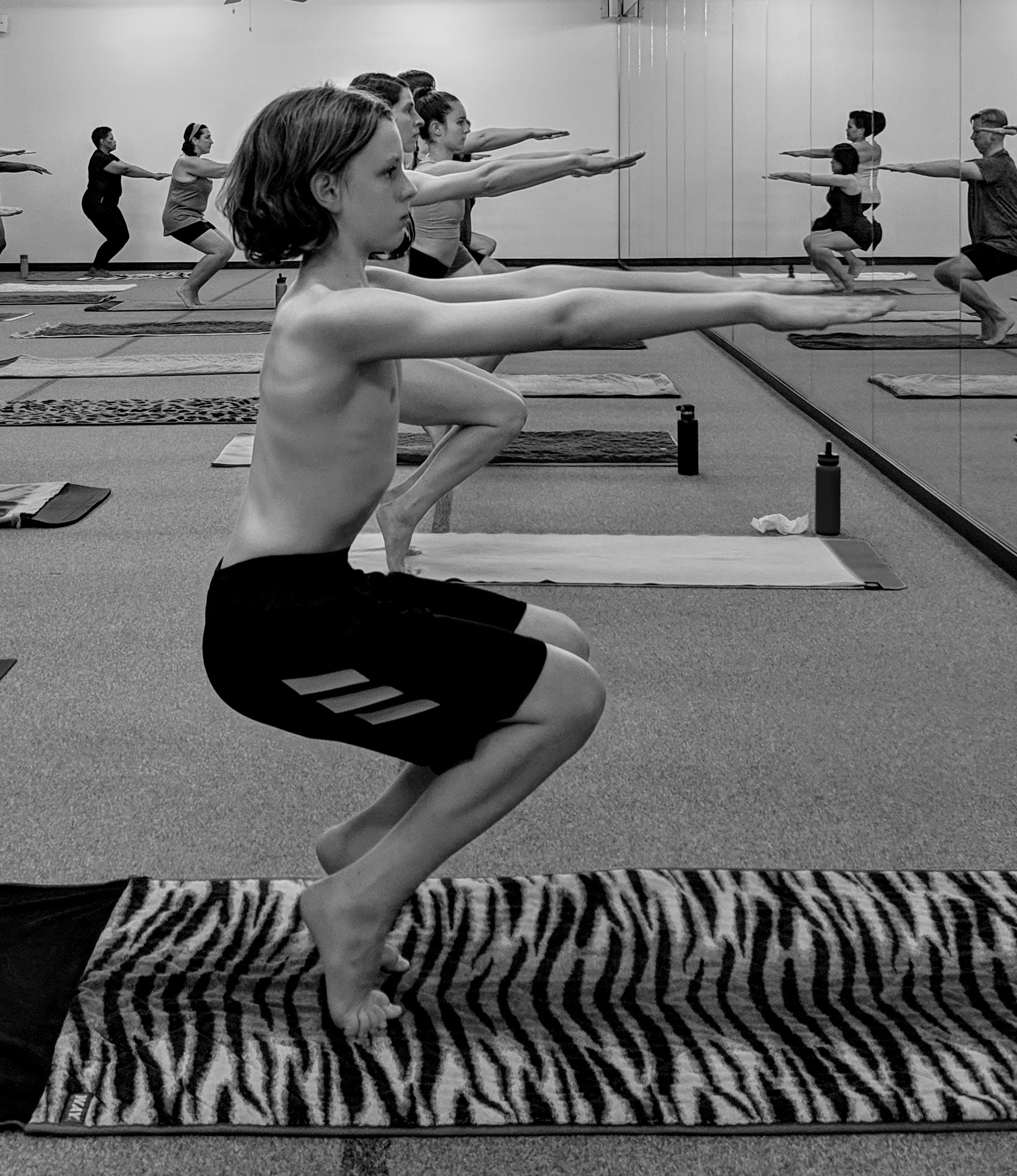 youth kids free yoga bikram hot yoga