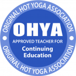 OHYA Approved Teacher Bikram Yoga Hot Yoga